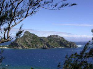 Monuriki eiland - Fiji - Foto Peter Harlow